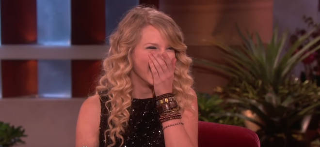 Taylor recalled how Joe Jonas broke up with her when she appeared on Ellen in 2008