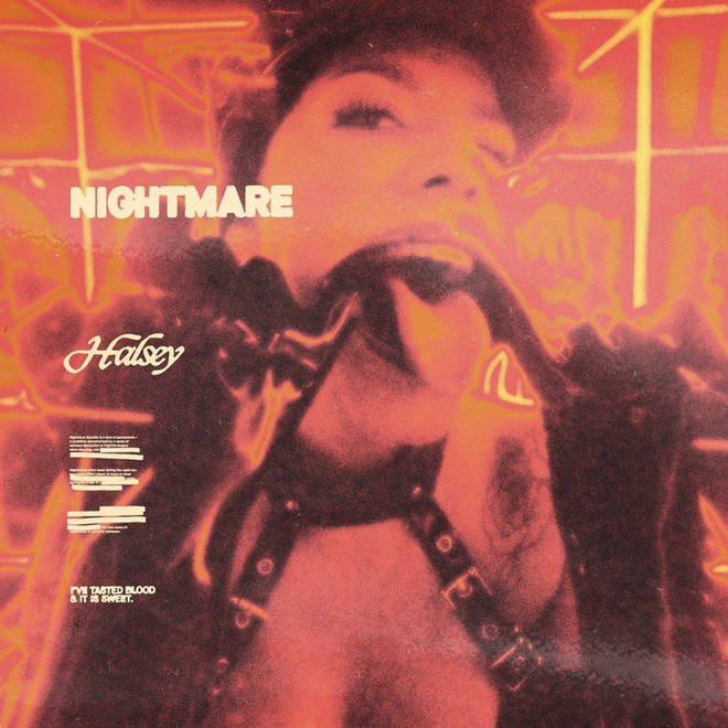 Halsey's new single 'Nightmare' is due for release on May 17th