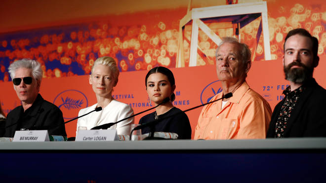 Selena Gomez attends Cannes 2019 for her new movie 'The Dead Don't Die'