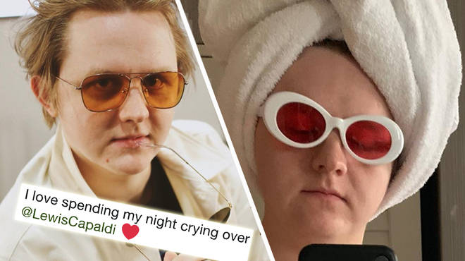Lewis Capaldi's new album is already a huge hit with fans