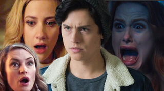 Riverdale fans are concerned Jughead is dead after the season 3 finale