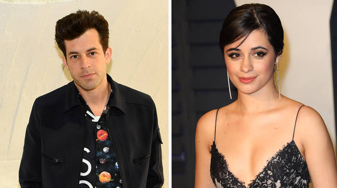 Mark Ronson is about to drop a new track with Camila Cabello