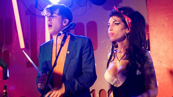 Mark Ronson famously collaborated with the late Amy Winehouse with 'Valerie'