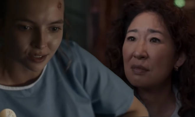 Killing Eve season 2 sees the same cast return