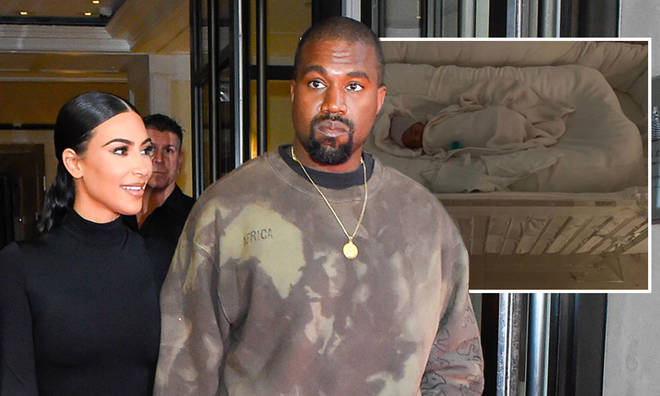 Kim Kardashian and Kanye West have named their son Psalm