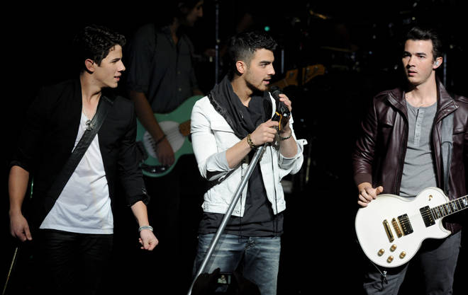 The Jonas Brothers formed in 2005 and gained popularity through the Disney channel