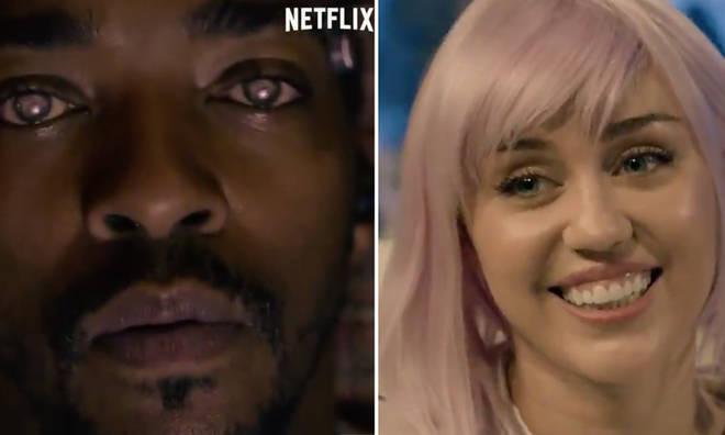 Miley Cyrus stars in Black Mirror season 5