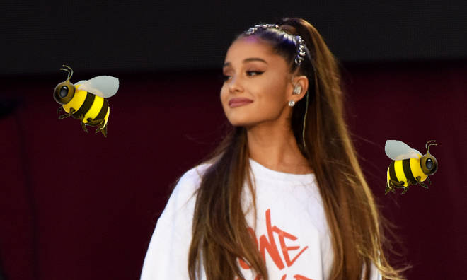 Ariana Grande honoured those affected by the Manchester terror attack