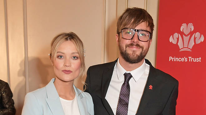 Laura Whitmore has been dating the Scottish comedian since 2017