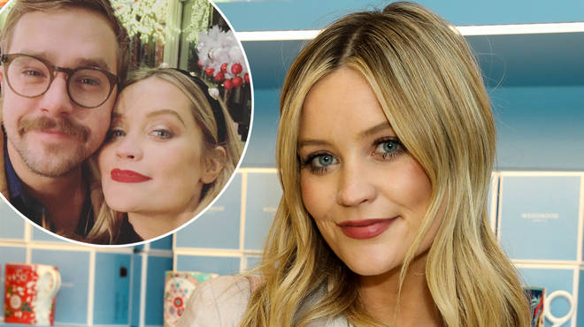 Laura Whitmore is dating Love Island narrator, Iain Stirling