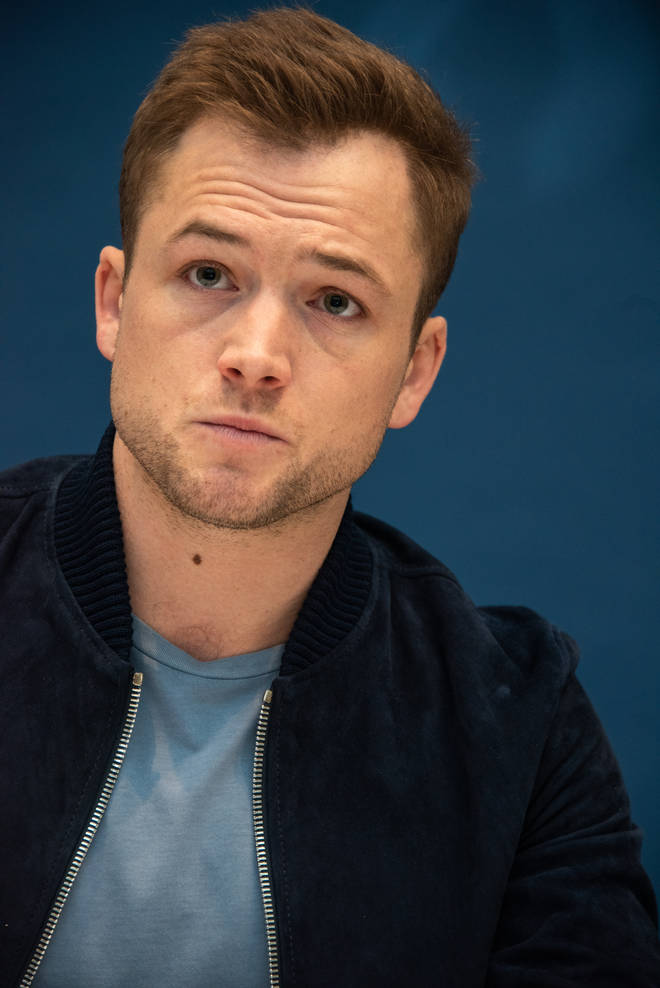 Taron Egerton has starred in a range of movies and TV shows