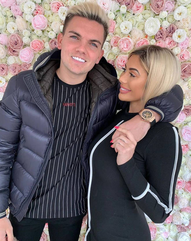 Sam Gowland and Chloe Ferry split less than two years after getting together