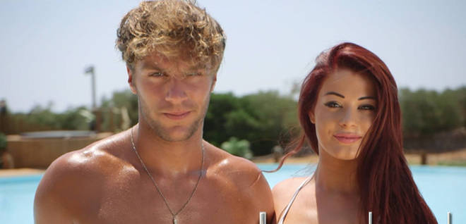 Jessica Hayes and Max Morely won Love Island 2015