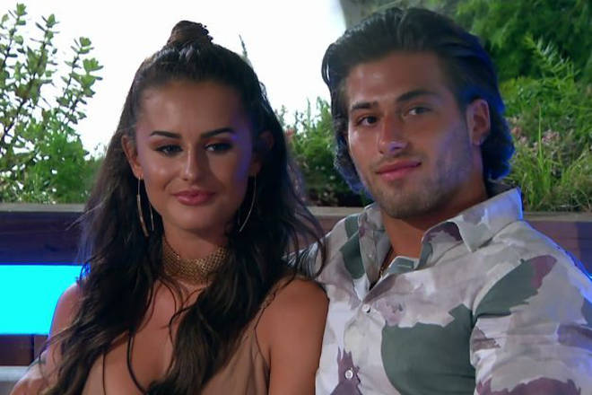 Winners Kem Cetinay and Amber Davies had a turbulent relationship in the villa