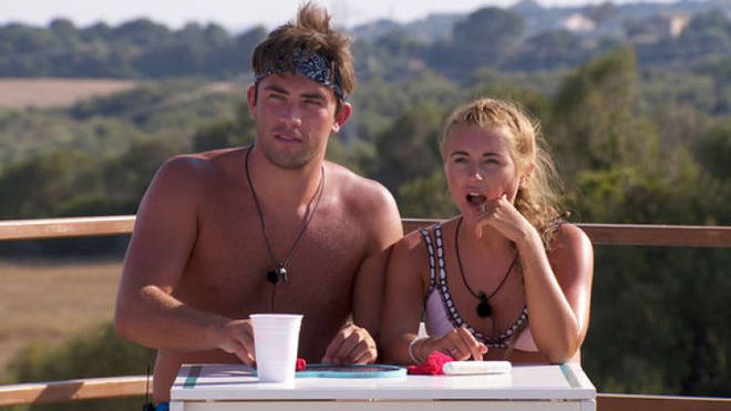 Dani Dyer and Jack Fincham's relationship only lasted nine months