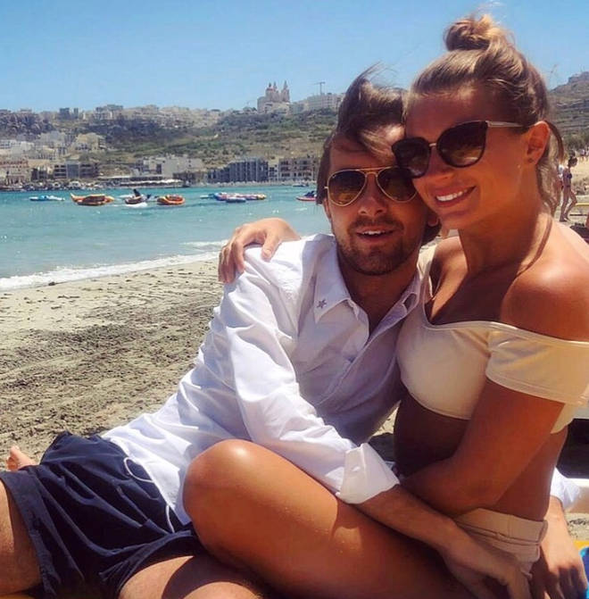 Dani Dyer is now back with her ex-boyfriend Sammy Kimmence