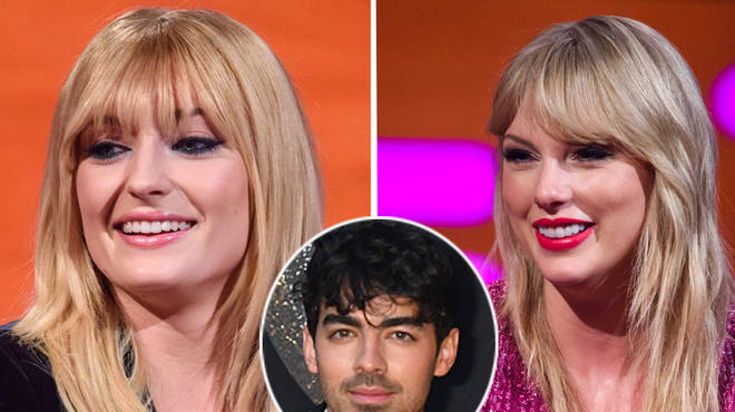 Taylor Swift dated Sophie Turner's husband back in 2008