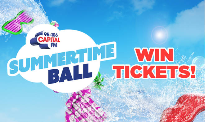 Win a pair of tickets to the Summertime Ball thanks to TikTok