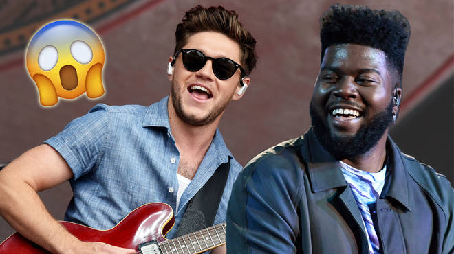 Fans are demanding a Niall Horan x Khalid collab happens