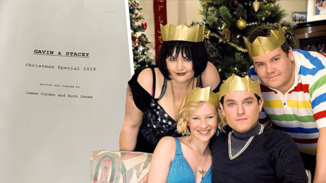 James Corden confirms a 2019 Christmas special of Gavin & Stacey
