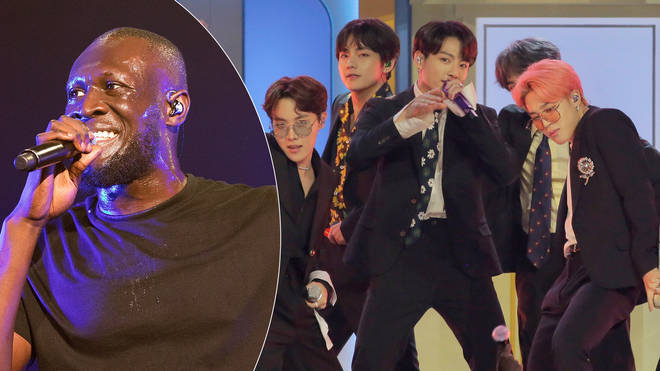 We need a BTS x Stormzy collaboration in our lives