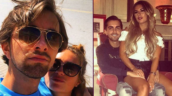 Dani Dyer has confirmed her relationship with new boyfriend Sammy Kimmence