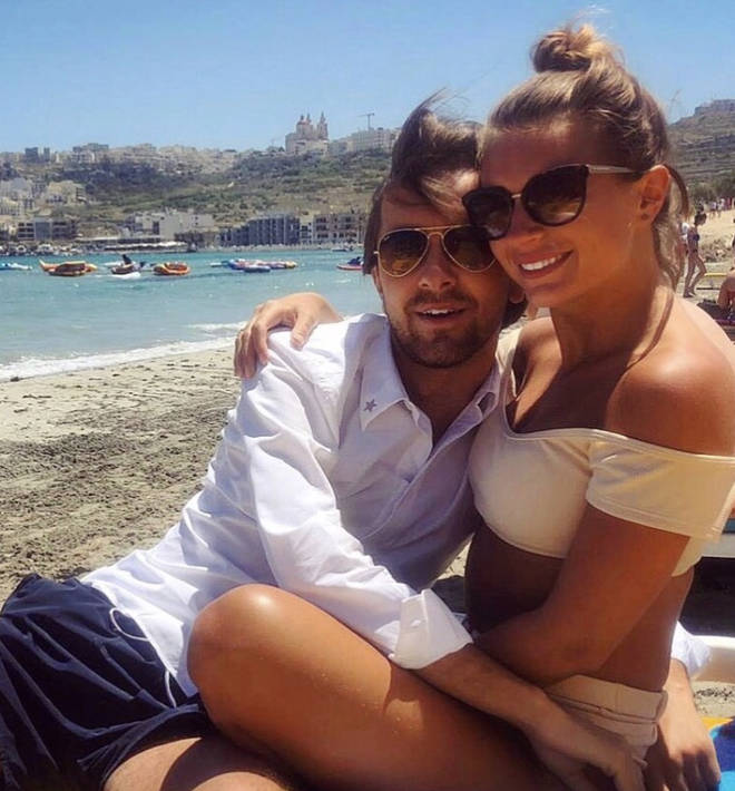 Dani Dyer and Sammy Kimmence rekindled their relationship in 2019