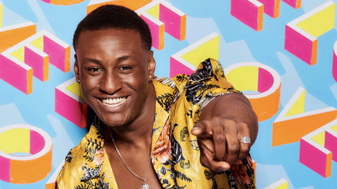 Love Island 2019 star and chef, Sherif Lanre has been axed