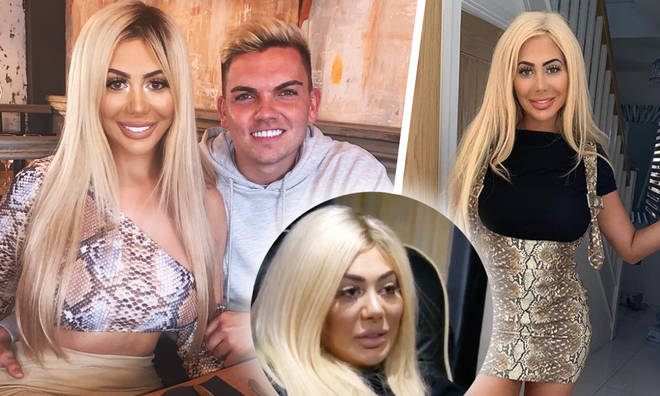 Chloe Ferry quits Geordie Shore amid public split from Sam Gowland