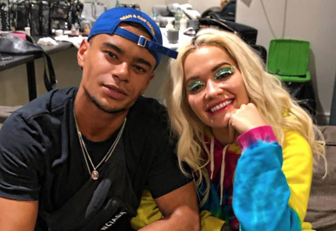Rita Ora & Wes Nelson have been photographed hanging out.