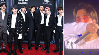 BTS were in tears after fans' surprise at Wembley Stadium