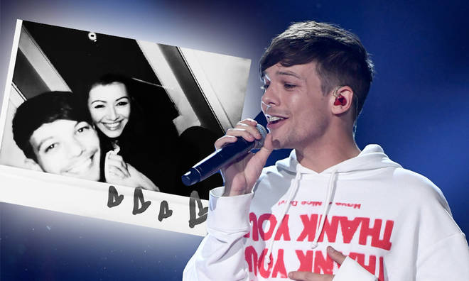 Louis Tomlinson has been with Eleanor Calder for two years
