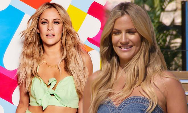 Caroline Flack is back to host Love Island season 5
