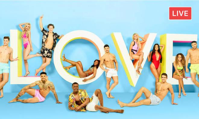 """Résultat de recherche d'images pour """"Love Island - Season 5"""""""