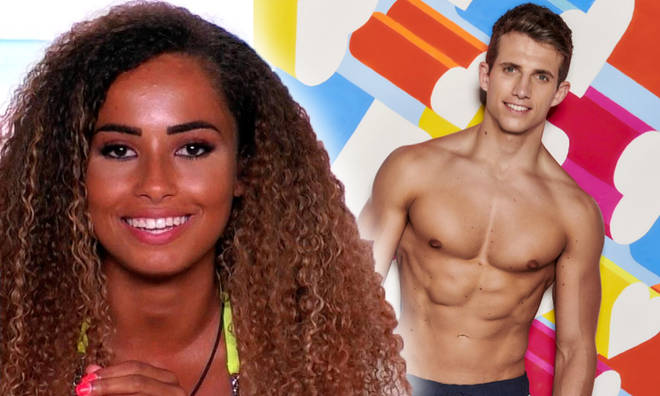 Amber Gill's 'savage' comment about Callum's age on Love Island