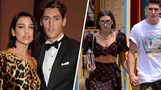 Dua Lipa and Isaac Carew's relationship is said to be in trouble