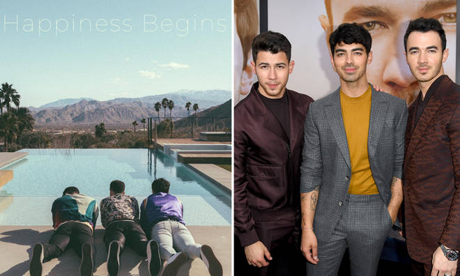 The Jonas Brothers' new album dropped on 7th June