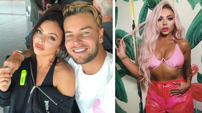 Little Mix's Jesy Nelson has debuted her new hairstyle