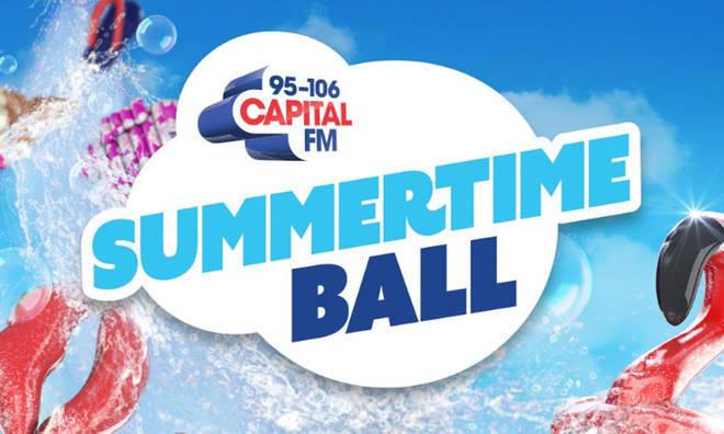 Capital's Summertime Ball 2019