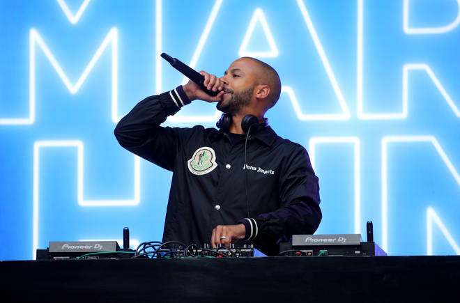 Marvin Humes opened the Summertime Ball 2019