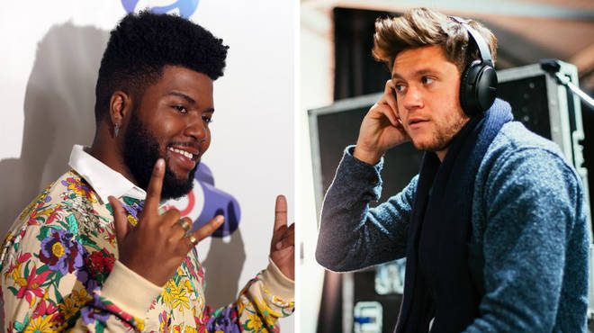 Khalid reveals how he met Niall Horan - and gushes over the ex-One Direction star
