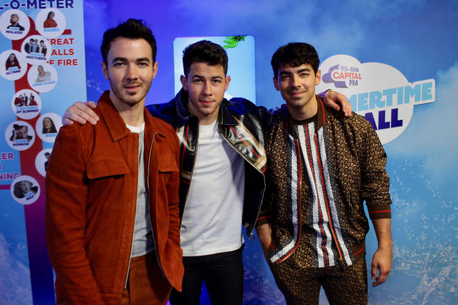 "The Jonas Brothers called their split ""important"""