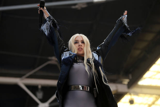 Ava Max at Summertime Ball 2019
