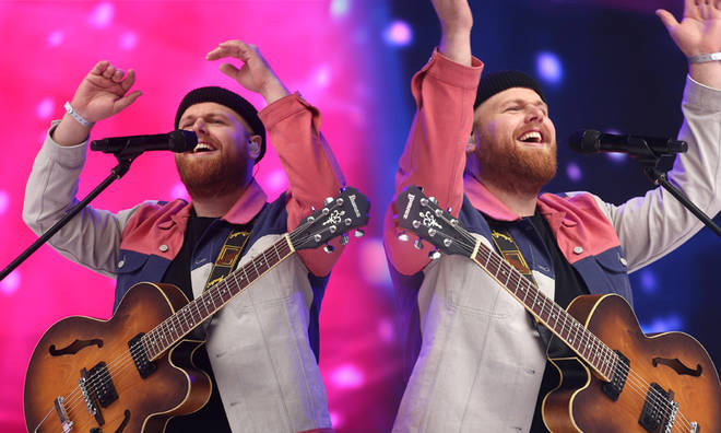 Tom Walker's Summertime Ball performance gave us goosebumps