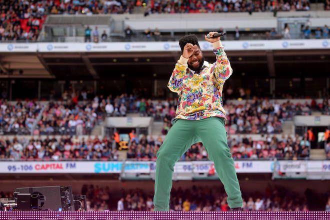 Khalid at Summertime Ball 2019