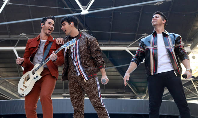 The Jonas Brothers put on amazing performance at the Summertime Ball