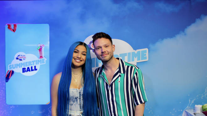 Mabel caught up with Will Manning at Capital's Summertime Ball