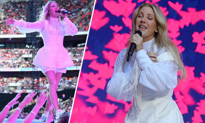 Ellie Goulding's poptastic Summertime Ball set was one to remember