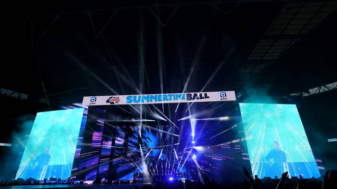 Calvin Harris at Summertime Ball 2019