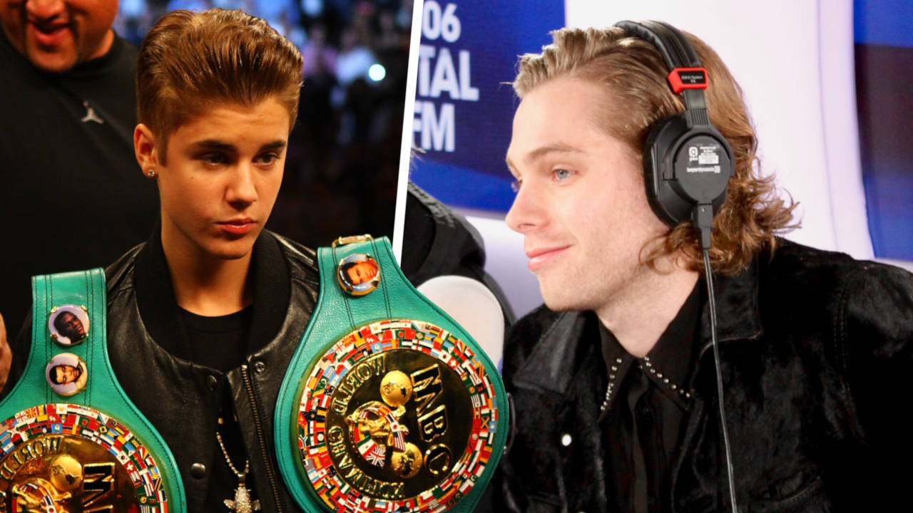 WATCH: 5SOS' Luke Hemmings Challenges Justin Bieber To A Fight In The Octagon